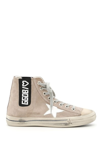 Golden goose sneakers white shoes