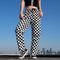 Lydia checkered pants