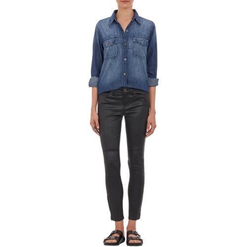 Current/elliott hamilton perfect shirt at barneys.com