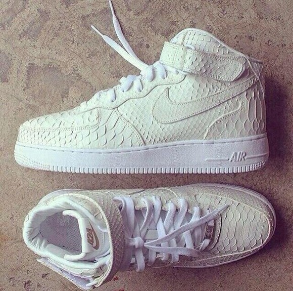 shoes snake air force nikeairforce1