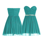 homecoming dress,bridesmaid,custom made dress,short prom dress,chiffon dress,party dress,celebrity style