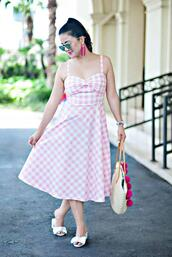 whatever is lovely – a houston life and style blog by lynne gabriel,blogger,dress,bag,sunglasses,jewels