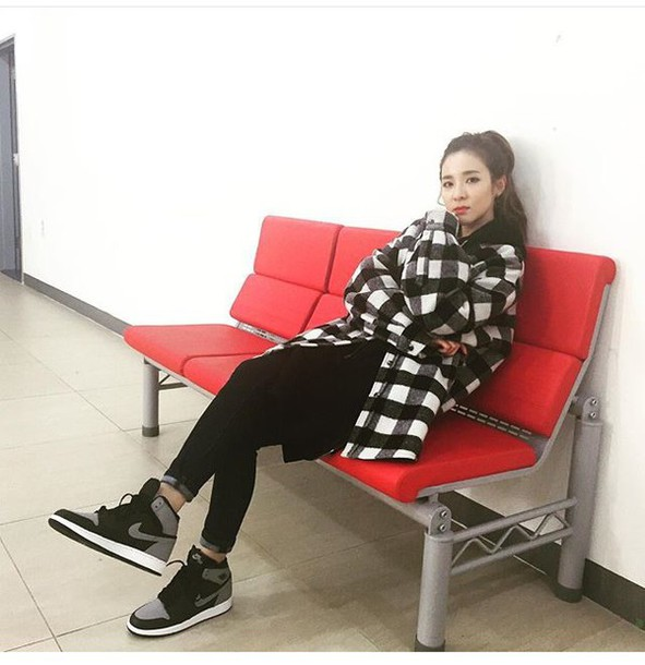 Shoes Dara 2ne1 Dara Kpop Idol Korean Style Kpop