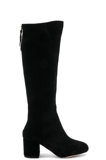 Splendid boot black shoes