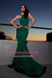 dress,mermaid prom dress,evening dress,fashion,custom made,sexy dress,green dress,Michael Costello,formal party dresses,party dresses for plus size,backless dress,red dress,vestidos de novia,vestido de renda