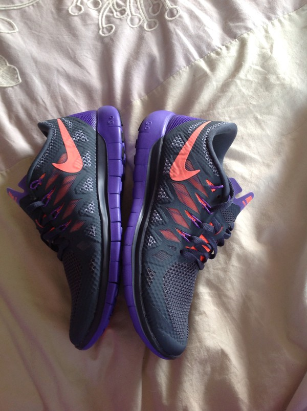 nike running shoes nike free run coral shoes purple shoes