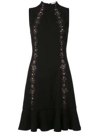 dress sleeveless dress sleeveless women spandex lace black