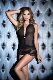 underwear,charm embellishment,mapalé lingerie,sheer fabric,matching g-string,seductive,bikiniluxe