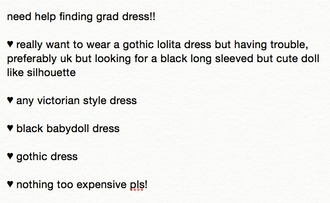 dress goth gothic lolita lolita tumblr kawaii japan japanese japanese fashion hime gyaru visual kei babydoll smock grunge punk black bow kawaii dress style me steampunk dollskill killstar angelic pretty camden larme kei ruffle dress graduation dress victorian dress long sleeves