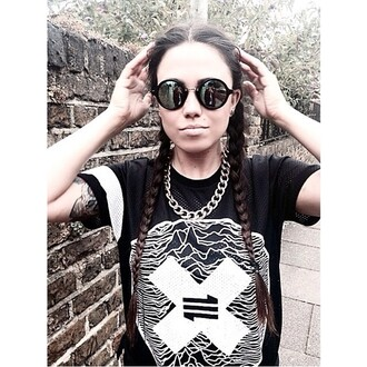 sunglasses style cool cute tumblr tumblr outfit