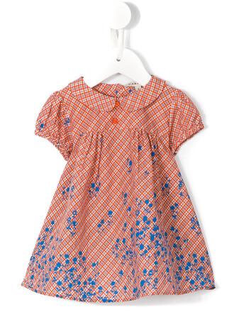 dress baby dress girl baby toddler purple pink