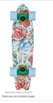 jewels,globe,cruiser,tropical,penny board,skateboard