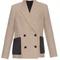 Double-breasted linen blazer | edun | matchesfashion.com us