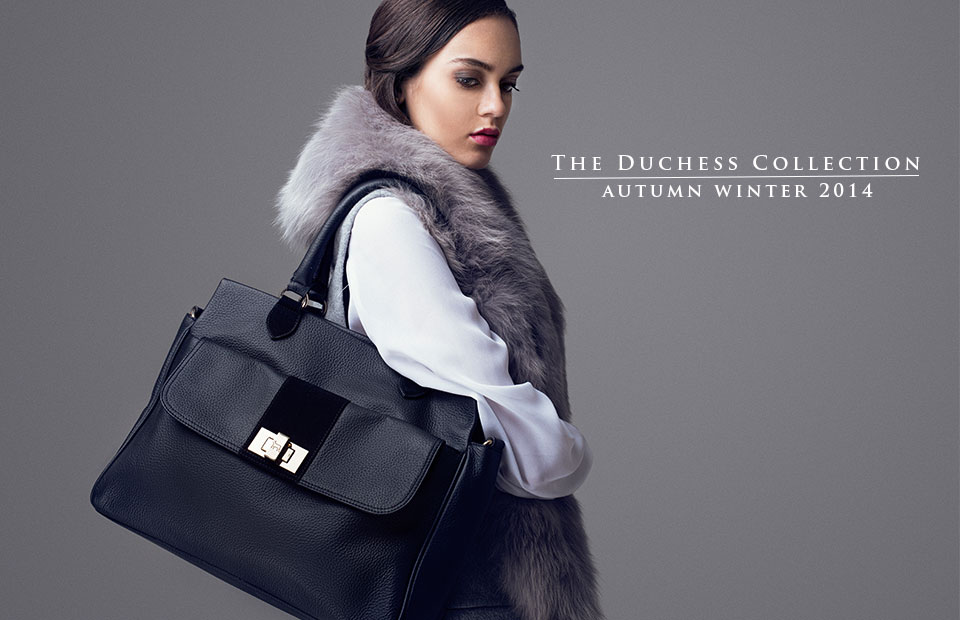 Luxury british handbags