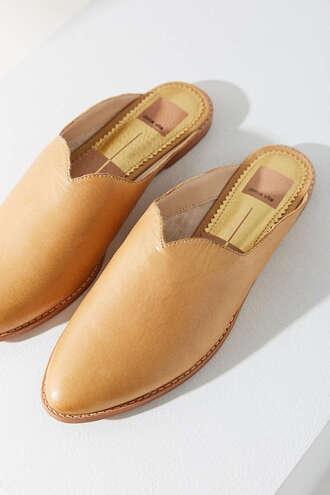 shoes mules flats