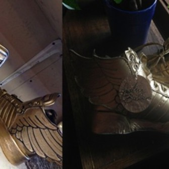 adidas shoes adidas wings justin bieber believe gold