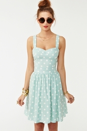 dress,polka dots,blue dress,summer dress,summer,blue,sunglasses,clothes,baby blue,colorful,barbara palvin,teal dress,girl,girly,polca dots,light blue,pastel dress,floral dress,cute dress,short dress,mint,mint/white,rock,fifties,white dress,pointy,dotted skirt,dotted dress,pocka dots,style,skater dress,mint dress,polka dots dress,shoes,shirt,melanie martinez