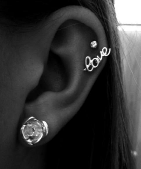 jewels piercing earrings fashion