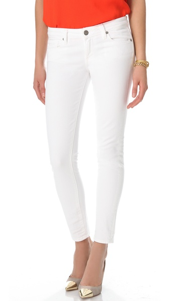 Paige Denim Skyline Ankle Skinny Jeans | SHOPBOP
