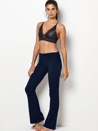 underwear bra bralette pants pajamas sara sampaio victoria's secret model victoria's secret