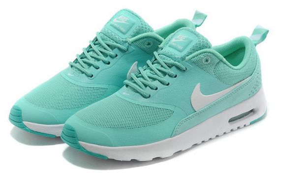 best service fdb2c db3ad shoes mint mint green shoes nike sneakers turquoise airmax thea womens  sneakers nike nike shoes bleu