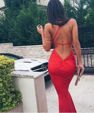 Lenita luxe maxi dress
