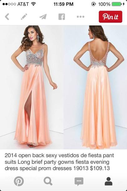 dress pink dress prom dress
