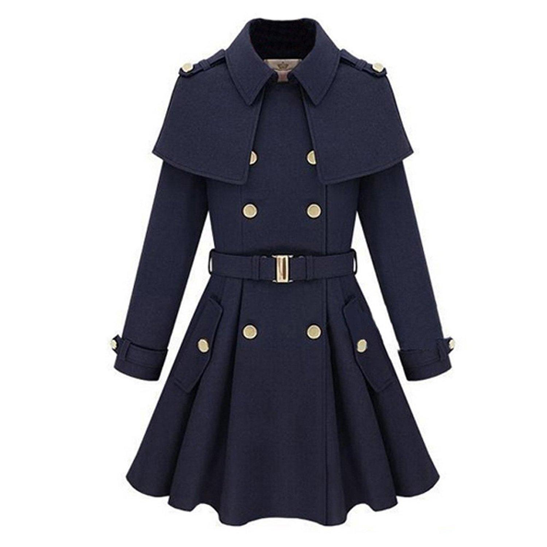 Breasted coat hood parka at amazon women's coats shop