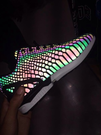 shoes black neon style girls sneakers nike running shoes
