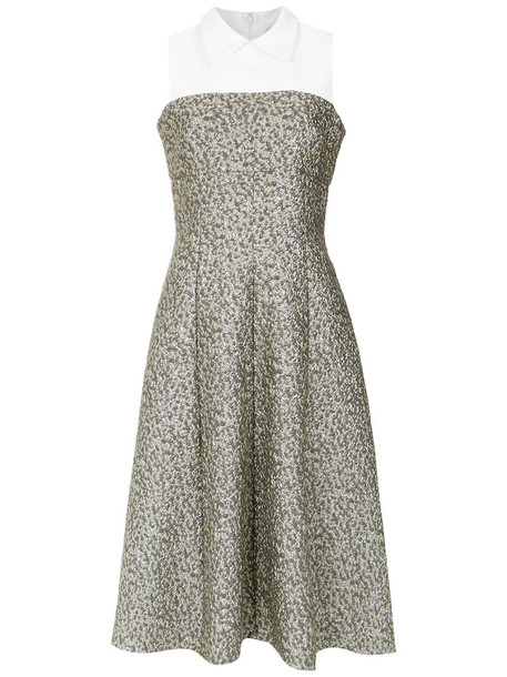 Olympiah dress flare dress flare women cotton