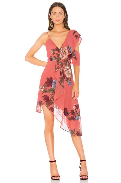 Keepsake dress red