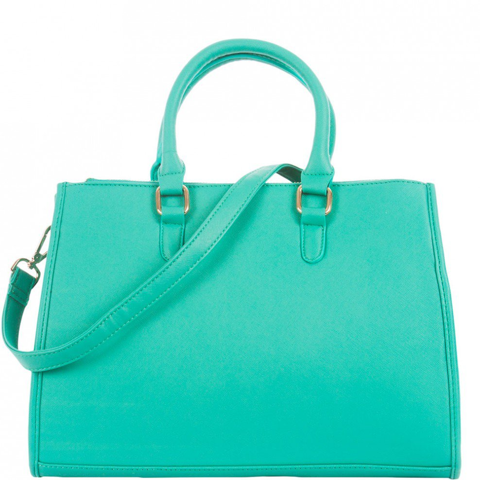 The molly structured tote bag