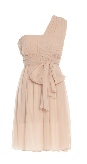 dress wedding wedding dress vintage cream tan fall wedding bridesmaid cream bridesmaids dress bow pretty