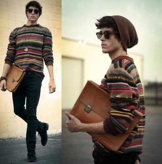 sweater hipster
