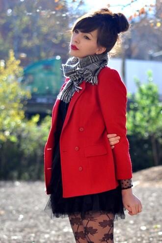 jacket red jacket keiko keiko lynn