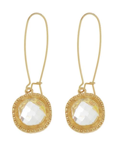 jewels earrings gold stones earrings ear cuff dragon