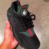 16df75ec4b56 Gucci Huaraches - Shop for Gucci Huaraches on Wheretoget