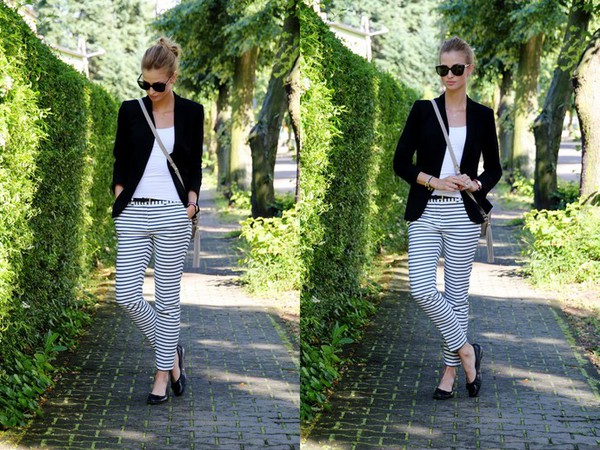 beauty fashion shopping top jacket pants bag sunglasses jewels shoes
