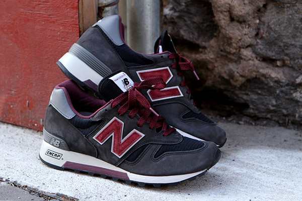 shoes new balance 1300 new balance burgundy sneakers red burgundy streetstyle fashion sneakers grey black white