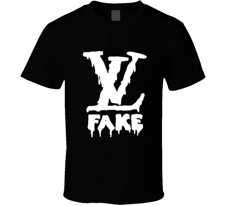 louis vuitton t shirt. louis vuitton logo t-shirt fake wet paint cool fashion inspired shirts t shirt