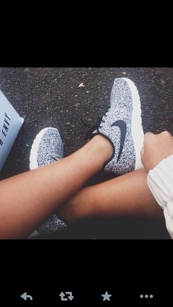 shoes nike running shoes nike roshe run white beautiful nike nike sportswear