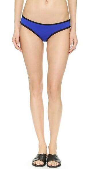 bikini bikini bottoms neoprene swimwear