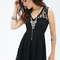 Fit & flare lace dress | forever 21 canada