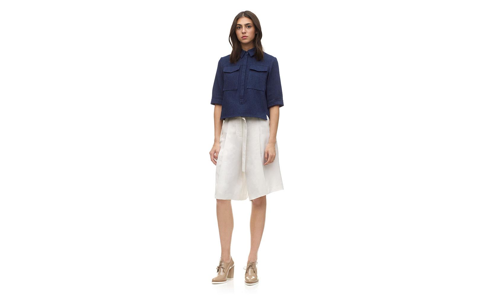 Hana Utility Shirt