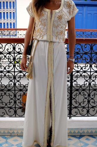 dress beaded dress beaded whtie maxi dress button up dress