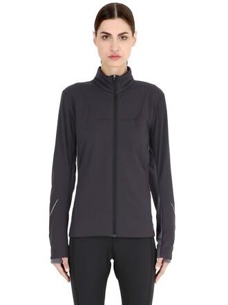 jacket light black