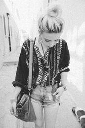 blouse,gillian zinser
