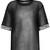 SHADE Short Sleeved Mesh T-shirt / Black – SHADE London