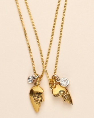 jewels necklace bff friends
