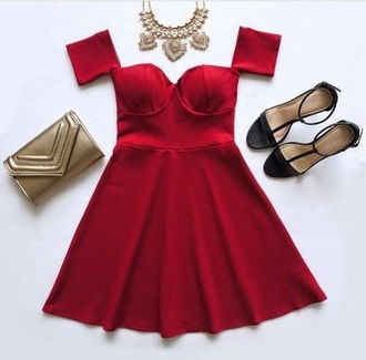 dress red style flawless red dress